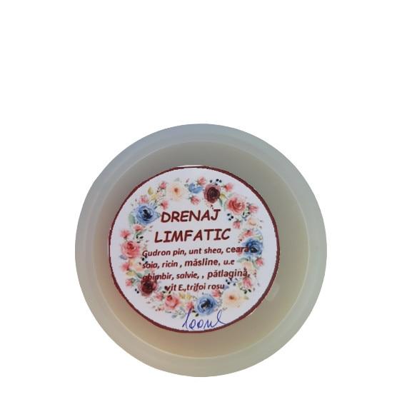 Cremă Limfatic-dren Thermo, 75 ml, Bionovativ : Farmacia Tei online