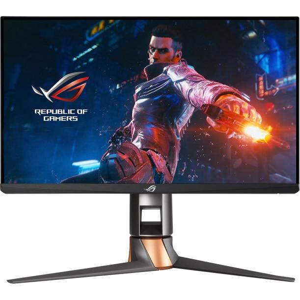 "Fotografie Monitor Gaming LED IPS Asus ROG 24.5"", 360Hz, 1 ms, G-Sync, Full HD, HDMI, DP, PG259QN"