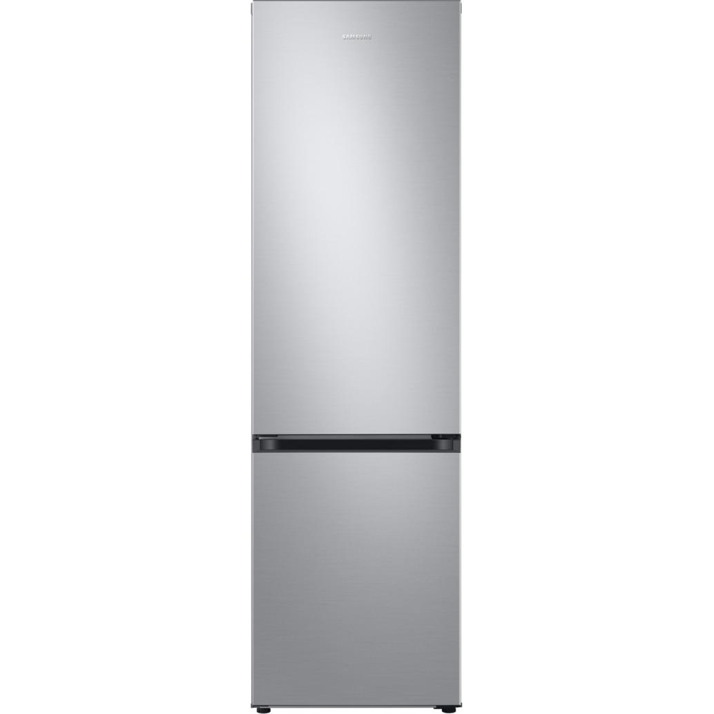 Fotografie Combina frigorifica Samsung RB38T602CSA/EF, 385 l, NoFrost, Compresor Digital Inverter, All around coooling, Clasa A+++, H 203 cm, Metal Graphite
