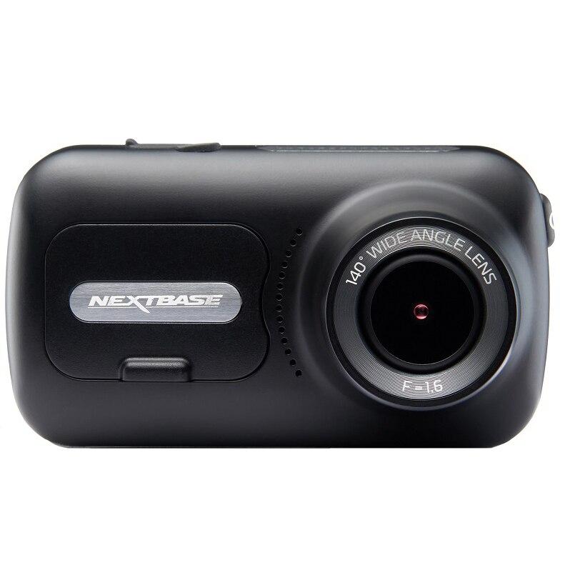 """Fotografie Camera auto DVR Nextbase NBDVR322GW Full HD, Display tactil IPS 2.5"""". Wi-Fi, Bluetooth, Aplicatie iOS, Android, Localizare GPS, 140° unghi de vizualizare, Mod Parcare Inteligent, Filtru de polarizare optional, Suport magnetic cu incarcare"""