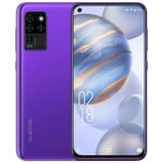 Telefon mobil Oukitel C21, Quad Camera 16MP, 6.4-inci FullHD+, 4000mAh, Octa-Core Helio P60, 4GB RAM, 64GB, DualSIM, Android 10, Purple