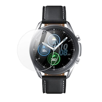 Стъклен протектор Spulse за смарт часовник Samsung Galaxy Watch3, 45mm, 10H