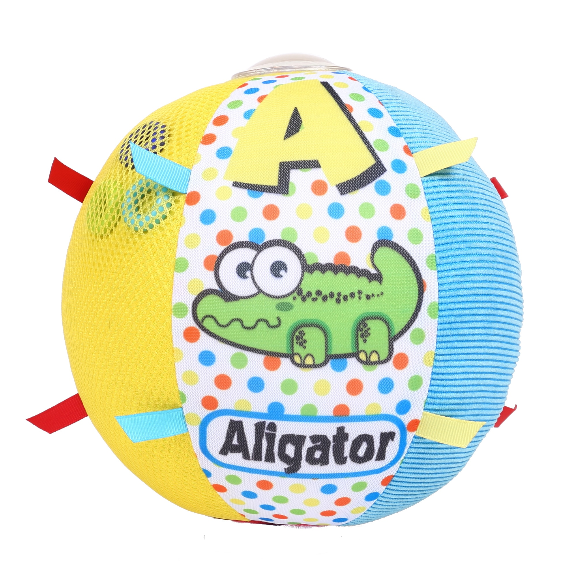 Fotografie Jucarie interactiva M-Toys - Minge ABC Discovery, 18 cm