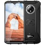 Telefon mobil rezistent Oukitel WP8 PRO, Triple Camera 16MP, 5000mAh, 6.49-inci HD+, Octa-Core Helio A25, 4GB RAM, 64GB, NFC, IP68&IP69K, DualSIM, Android 10, Black