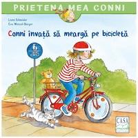 Conni invata sa mearga pe bicicleta, Liane Schneider, Eva Wenzel-Bürger