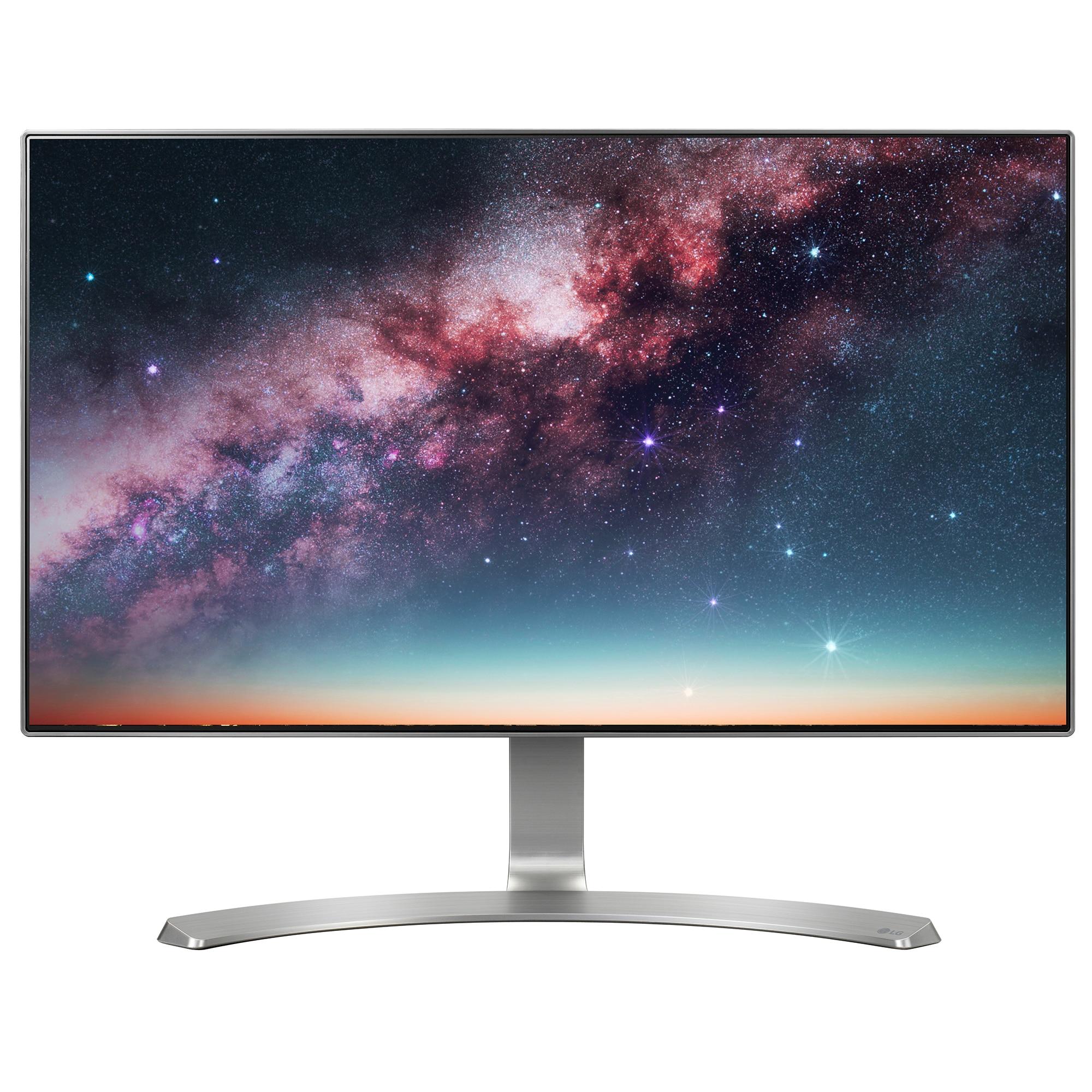 "Fotografie Monitor LED IPS LG 23.8"", Wide, FHD, 2xHDMI, Infinity Display, 24MP88HV-S.AEU"