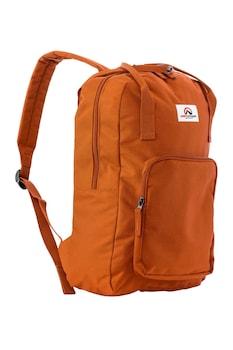 NORTHFINDER, Hátizsák logós foltrátéttel - 17 l, Narancssárga