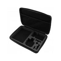 Geanta de transport pentru camera GoPro si accesorii, marimea XL, negru