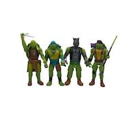 set figurine testoasele ninja