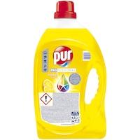 Detergent de vase Pur Lemon, 4.5l