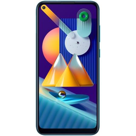 Смартфон Samsung Galaxy M11, Dual SIM, 32GB, 4G, Metallic Blue