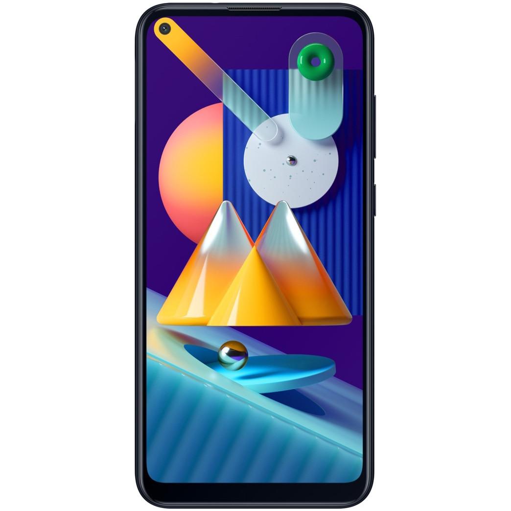 Fotografie Telefon mobil Samsung Galaxy M11, Dual SIM, 32GB, 4G, Black