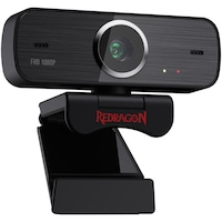Redragon GW800 Webkamera, FullHD 1080p 30fps, kettős mikrofon, USB