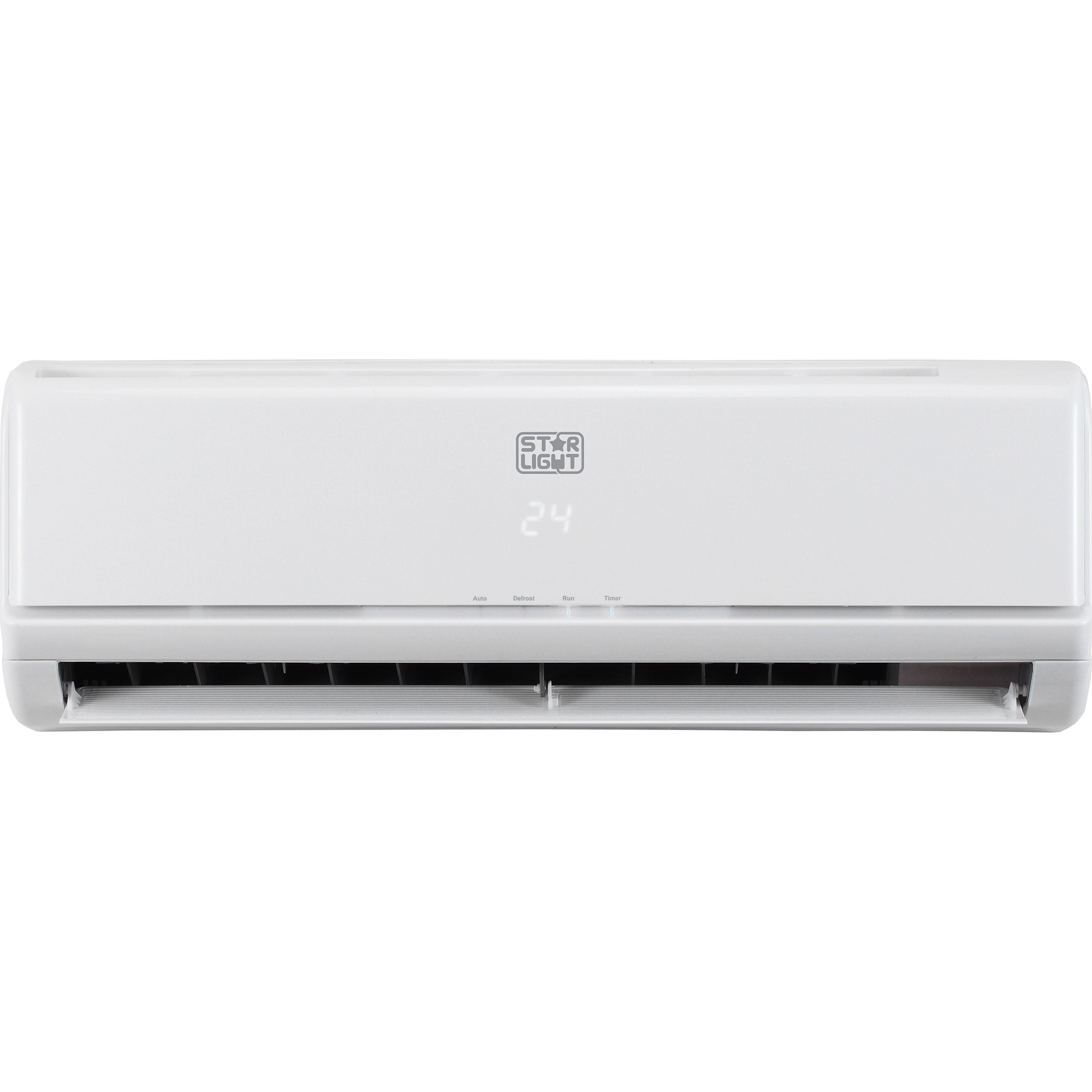 Fotografie Aparat de aer conditionat Star-Light ACM-18BIN, Inverter, 18000 BTU, Clasa A++, Display, Alb, Kit instalare inclus