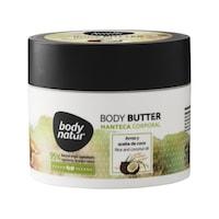 Body Natur BODY BUTTER testápoló rizs- és kókuszolajjal 200ml