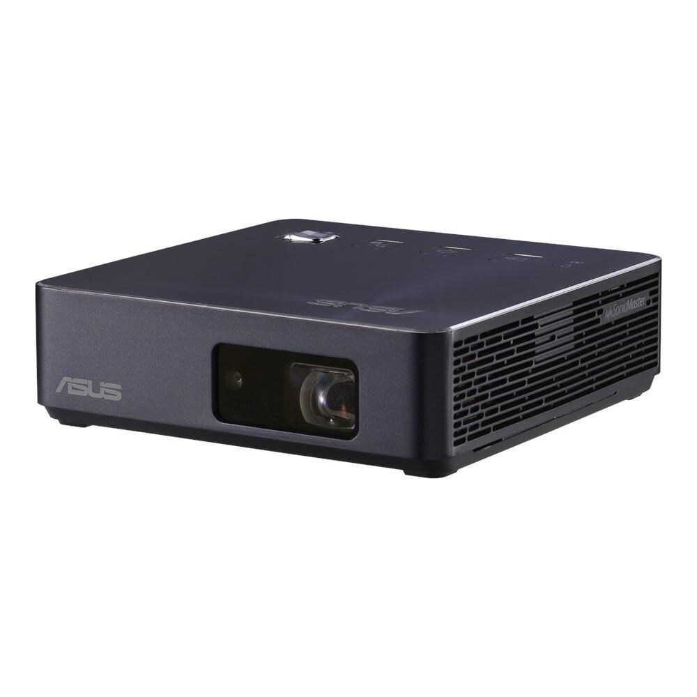 Fotografie Videoproiector ASUS S2 ZenBeam, portabil, DLP, HD 1280x720, 30.000 ore, HDMI, USB-C, albastru inchis