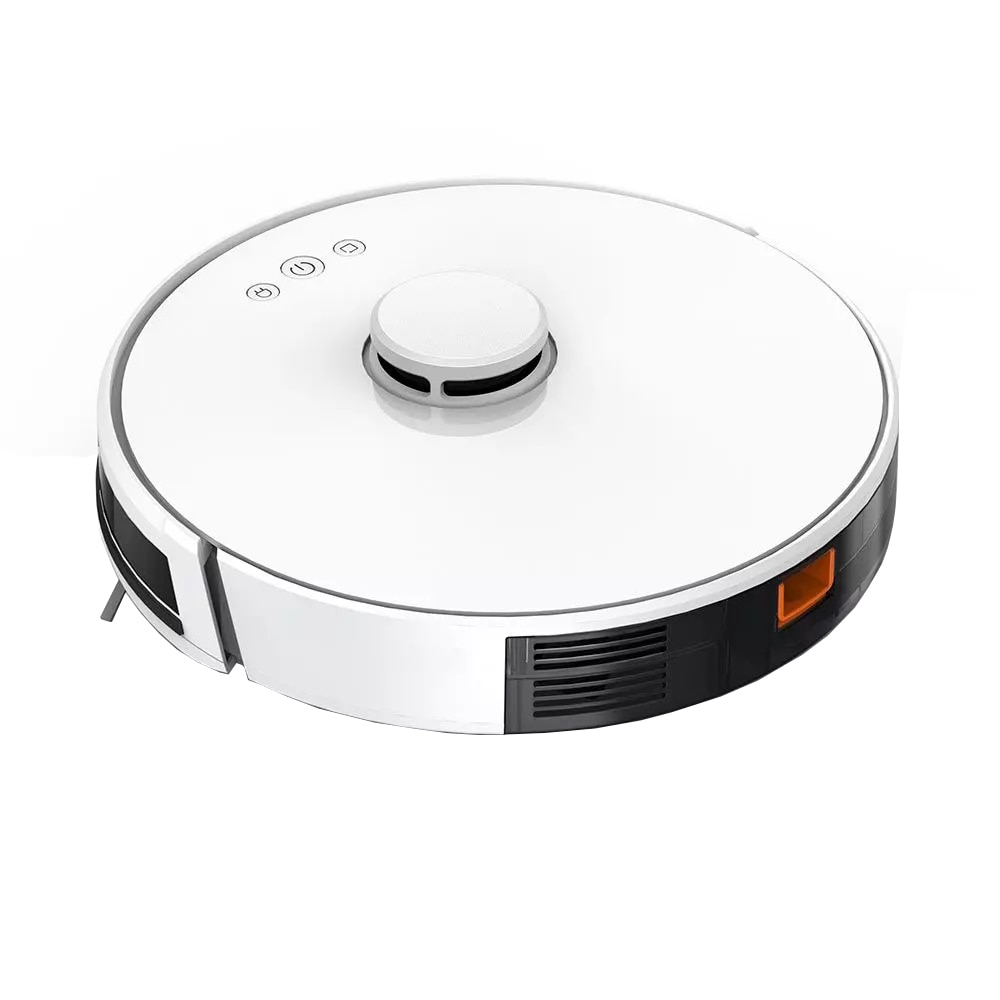 Fotografie Robot de aspirare V-TAC 7933, 28 W, 14.4V, functie de aspirare si mop, 600ml, baterie LG 3000 mAh, White