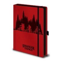 Stranger Things (Upside Down) Notebook - Füzet