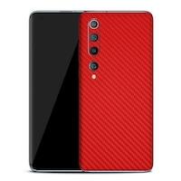 Гръб за Xiaomi Mi 10 Pro, Червен