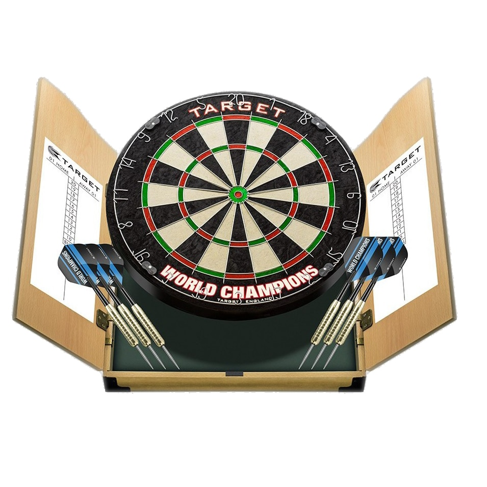 Fotografie Set complet darts Target World Champions