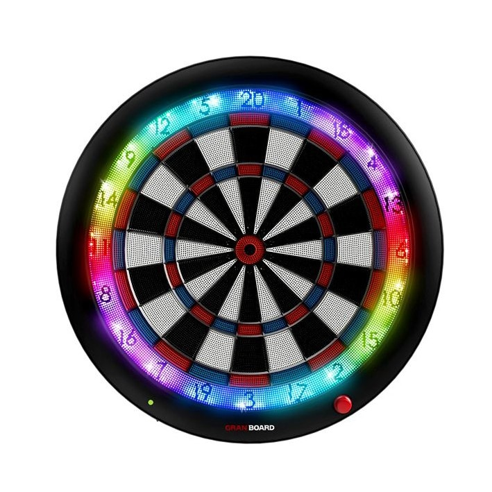 Fotografie Darts electronic Gran Board 3 S, Bluetooth, Android,iOS
