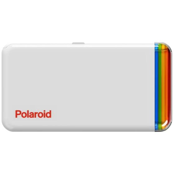 Fotografie Imprimanta Polaroid HiPrint, 2x3 , Alba