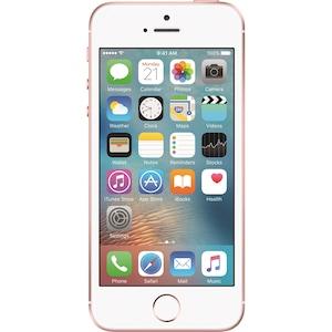 Apple iPhone SE Mobiltelefon, Kártyafüggetlen, 16 GB, LTE, Rozéarany