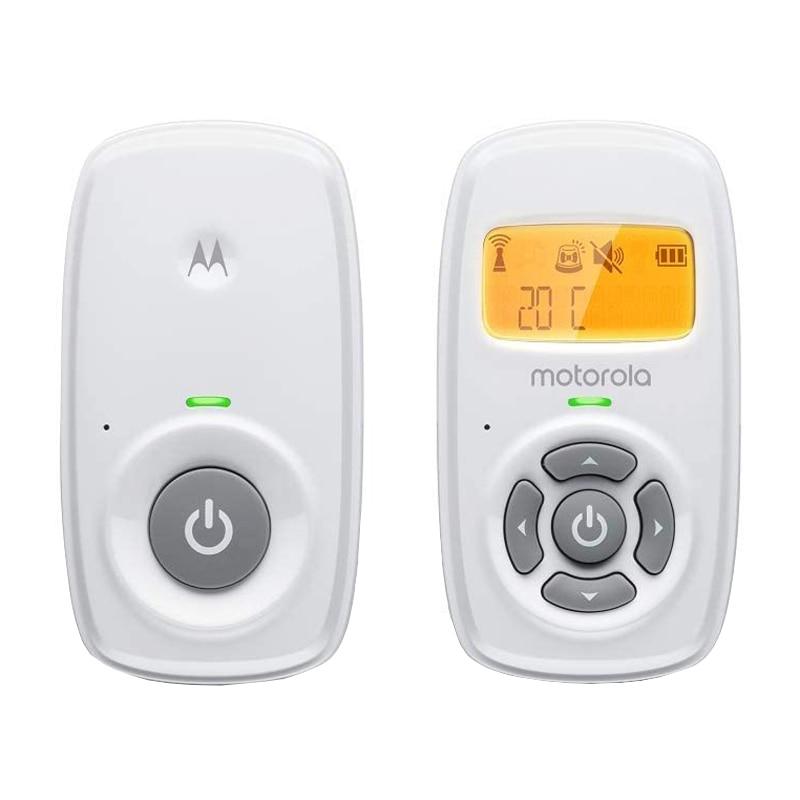 Fotografie Sistem audio monitorizare bebelusi Motorola MBP24 Digital, sistem DECT