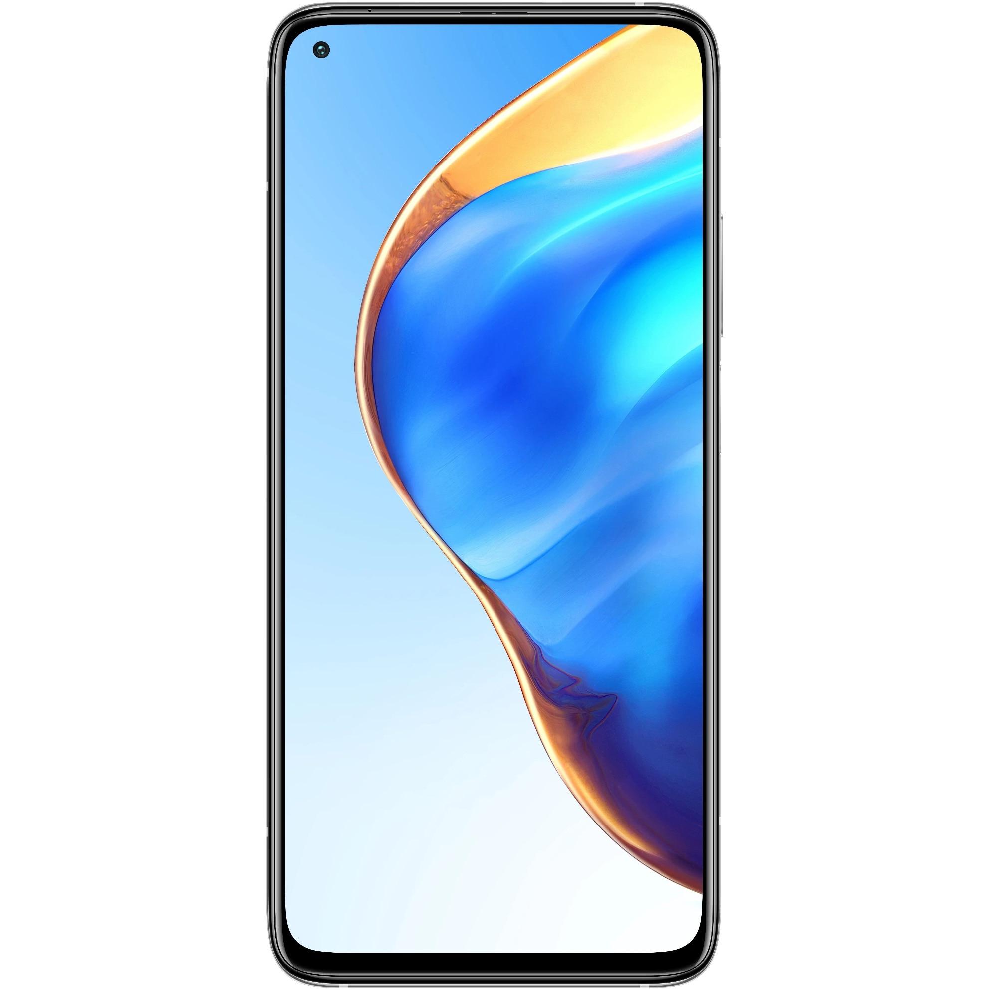 Fotografie Telefon mobil Xiaomi Mi 10T Pro, Dual SIM, 128GB, 8GB RAM, 5G, Lunar Silver