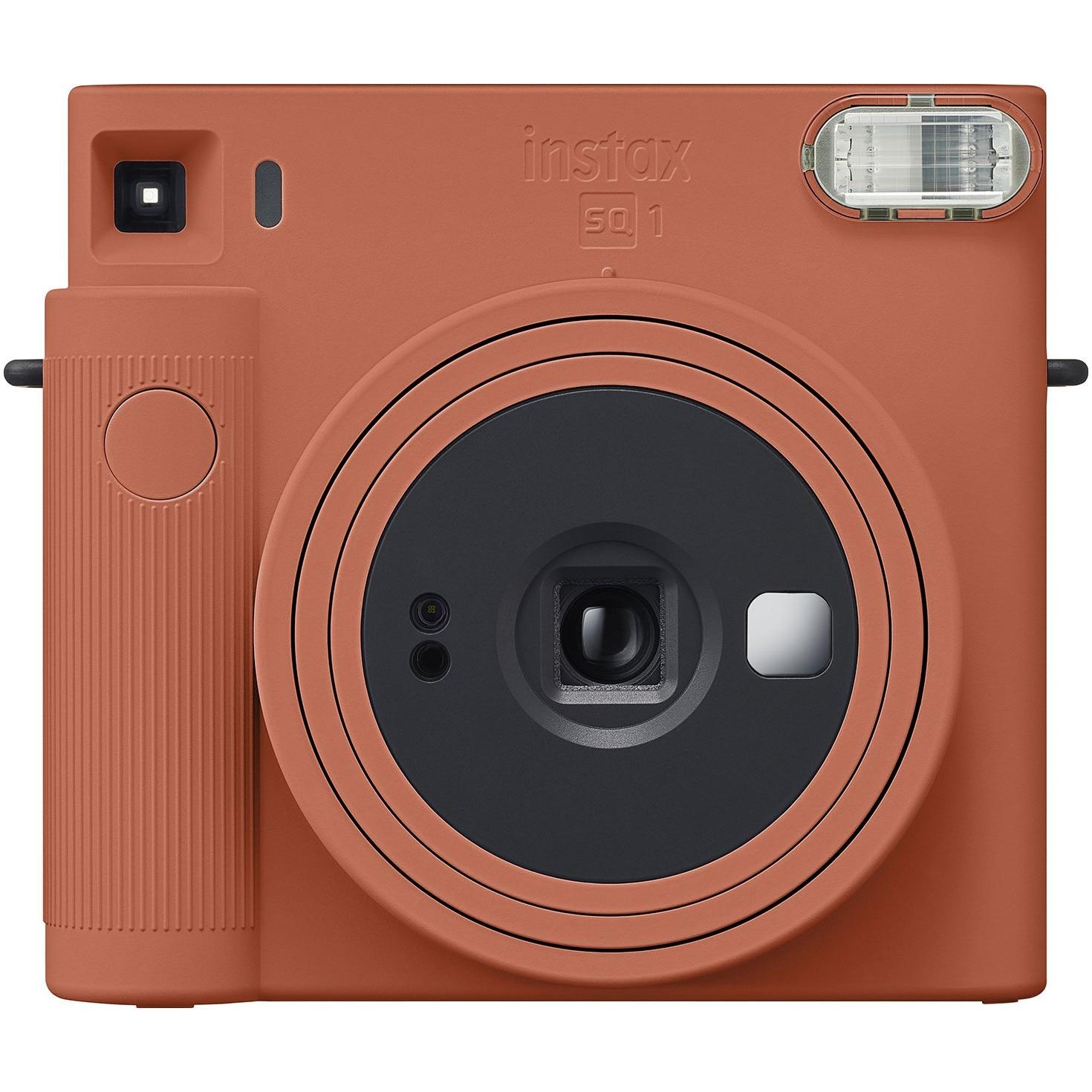 Fotografie Aparat foto Instant Fujifilm Instax SQ1 Terracotta Orange