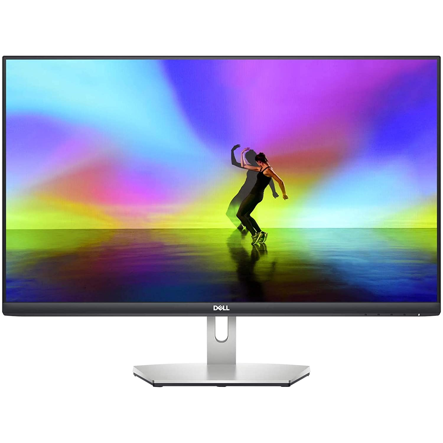 "Fotografie Monitor LED IPS Dell 27"", FHD, 75Hz, HDMI, FreeSync, FlickerFree, S2721HN"