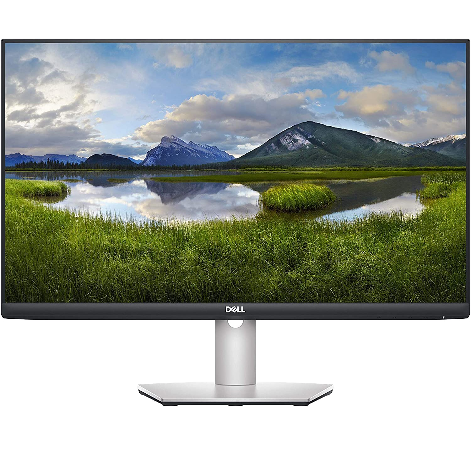 """Fotografie Monitor Gaming LED IPS Dell 27"""", FHD, 75Hz, HDMI, DP, FreeSync, Pivot, S2721HS"""