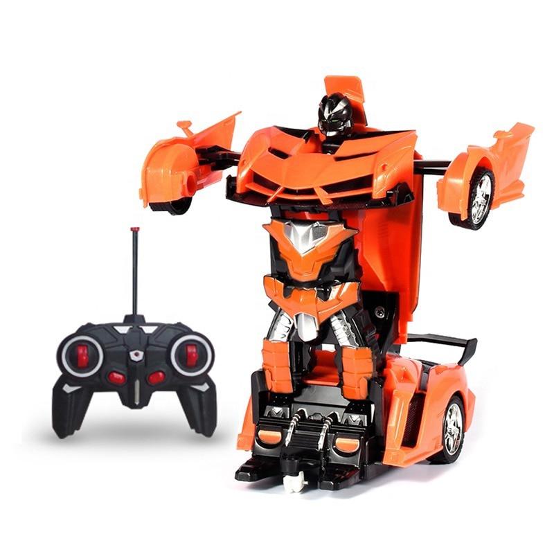 Mini Robot interactiv de construit - sunete si miscare