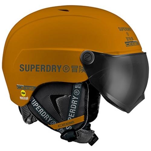 Fotografie Casca ski Superdry Contest Vision Mips, Matt Zinnia/Grey Ultra Black, 59-61