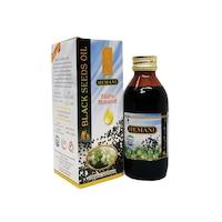 Етерично масло Hemani Black Seeds Oil, натурално, пресовано масло, Черен кимион, 125 мл