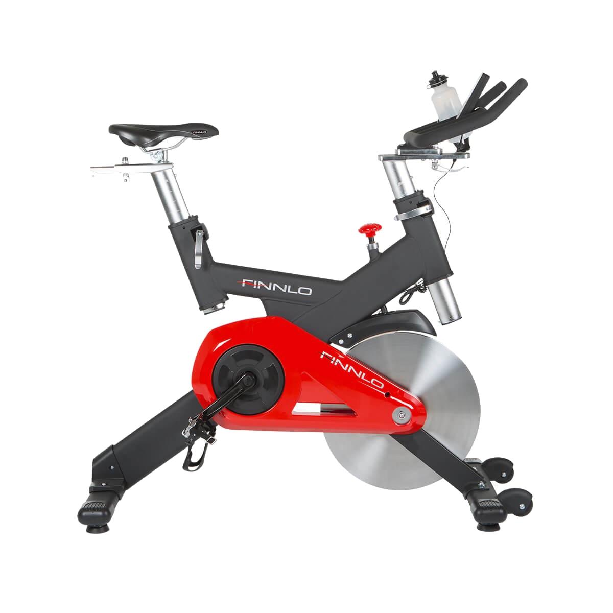Fotografie Bicicleta spinning Finnlo Speed CRT, volanta 25kg, greutate maxima utilizator 150kg