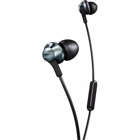 Philips PRO6105BK/00 In-ear fülhallgató mikrofonnal, Fekete