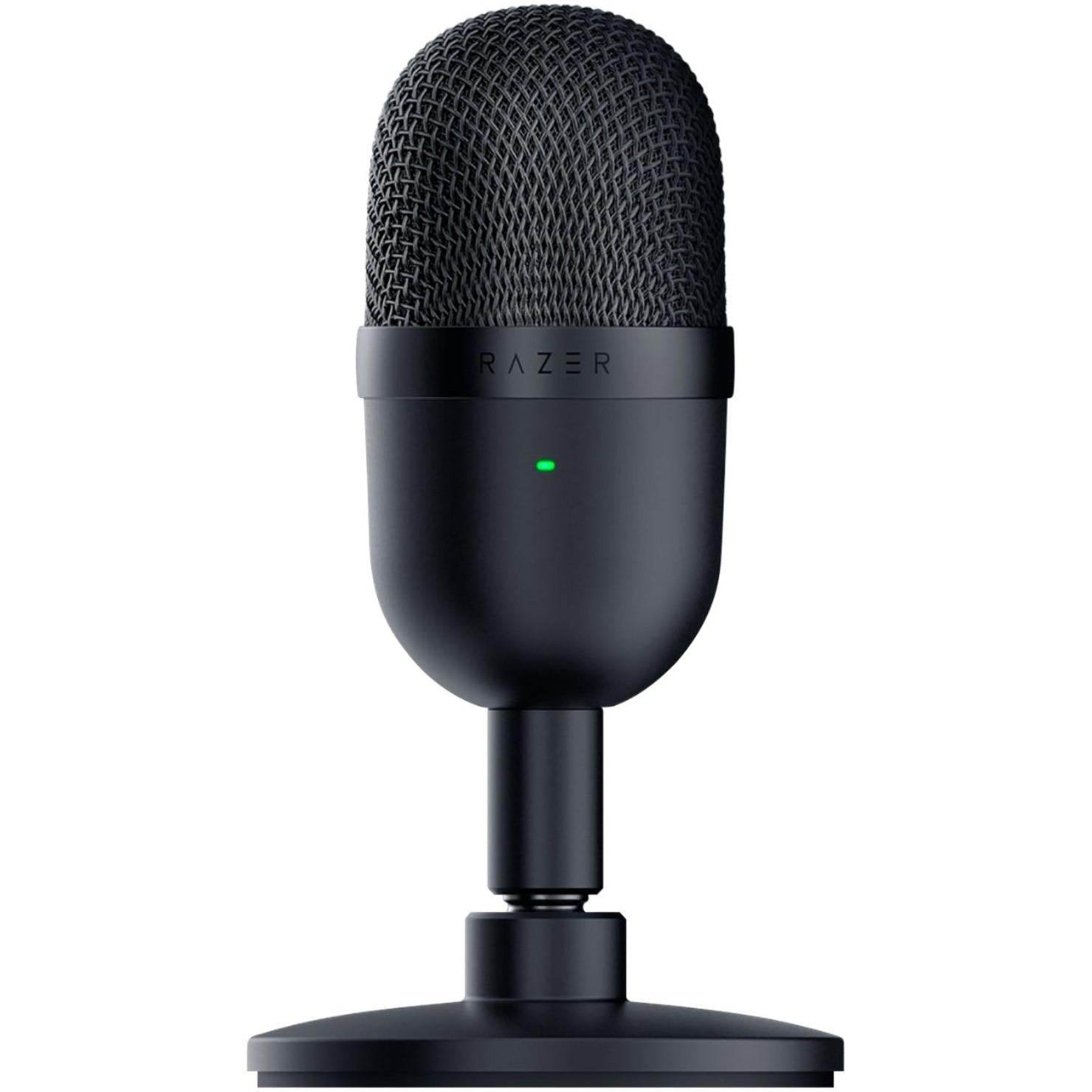 Fotografie Microfon gaming Razer Seiren Mini, Negru