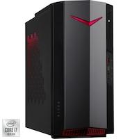 Настолен компютър Gaming Acer N50-610, Intel® Core™ i7-10700 up to 4.80GHz, 16GB DDR4, 512GB SSD, Wi-Fi 6, NVIDIA® GeForce® RTX 3060 Ti 8GB, No OS