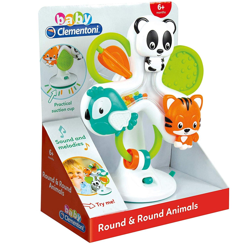 Fotografie Jucarie interactiva Baby Clementoni - Animale