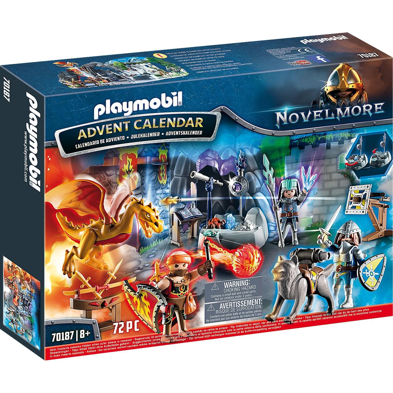 Fotografie Playmobil Christmas - Calendar Craciun, Batalia Novelmore