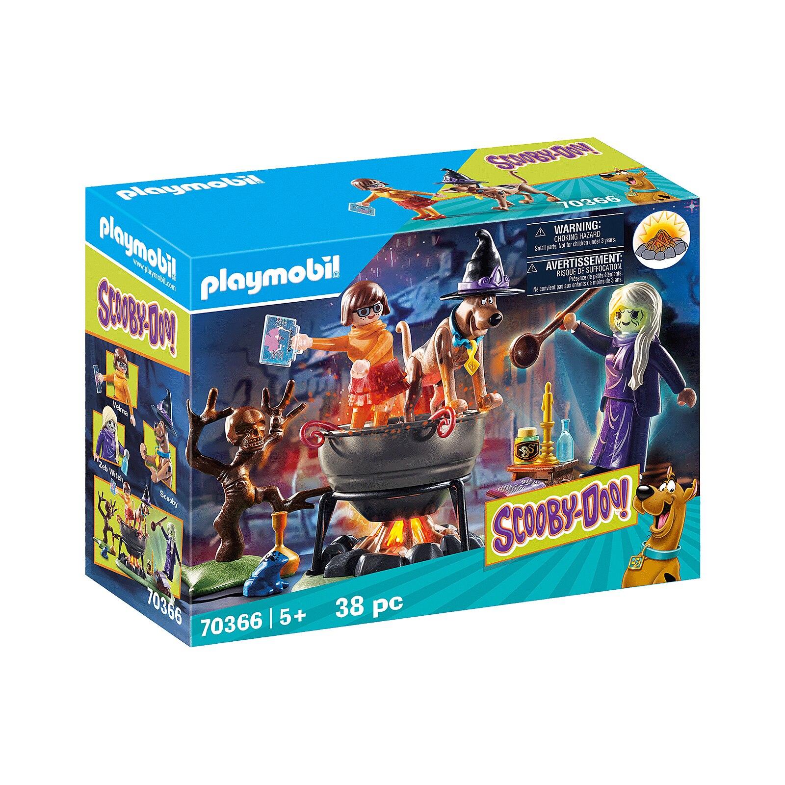 Fotografie Playmobil Scooby-Doo - Aventuri cu Vrajitoare