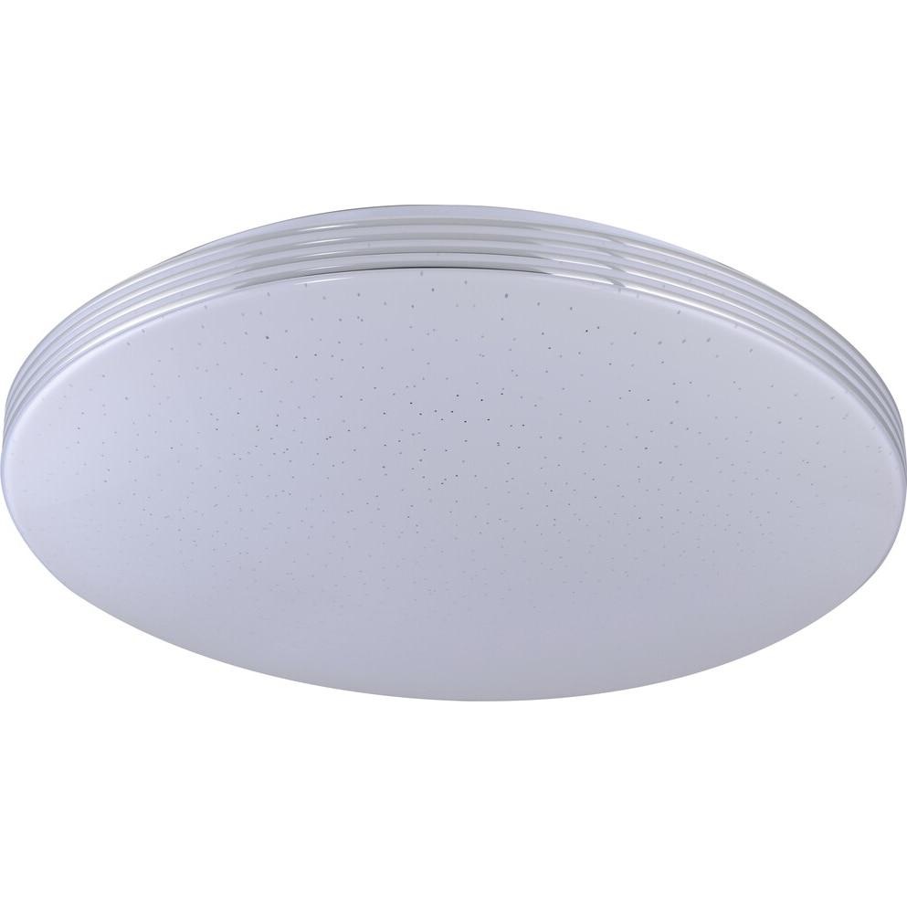 Fotografie Plafoniera LED integrat Rabalux Oscar, 36W, 2700 lm, lumina alba naturala (4000K), IP20, 530 mm, Alb