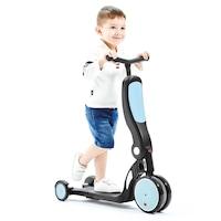 Детска играчка скутер 4в1 Chipolino, ALL RIDE, 0+, Син
