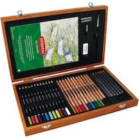 set de creioane pentru desen