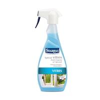 Oldat az ablakok és az üvegfelületek tisztításához (alkoholt tartalmaz), 500 ml