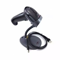 Honeywell Voyager XP 1470g vonalkódolvasó, USB, állvány, fekete