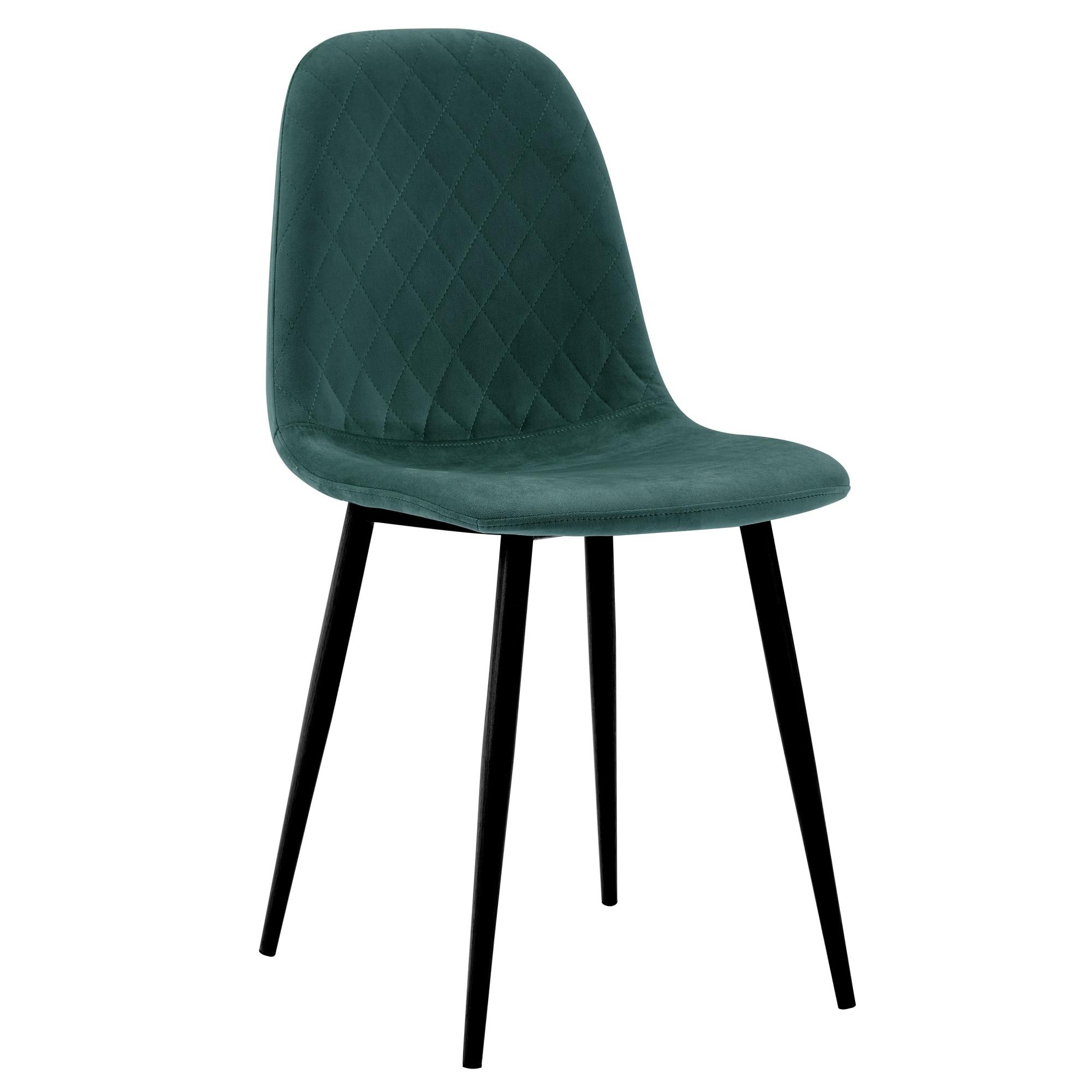 Fotografie Set 2 scaune living Heinner Home, model Pearl,Verde