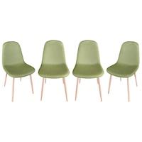 scaune verzi