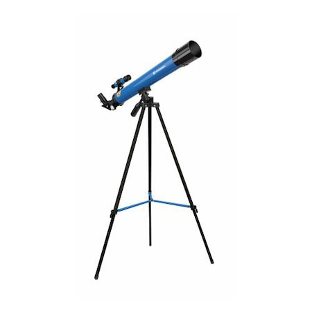 Bresser Junior Space Explorer 45/600 AZ teleszkóp, kék